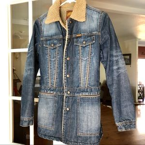 7 for all Mankind Denim Jacket XS